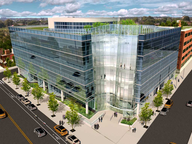 Worlds First Leed Platinum Certified Office Building Comes To
